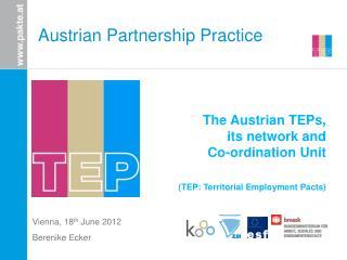 Austrian Partnership Practice