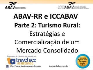 ABAV-RR e ICCABAV