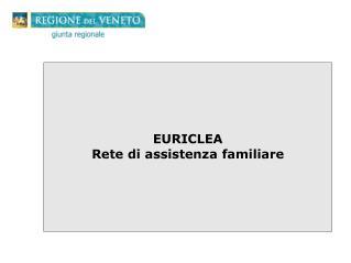 EURICLEA  Rete di assistenza familiare