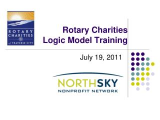 Rotary Charities Logic Model Training