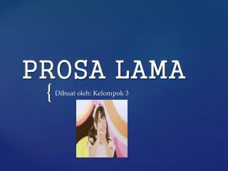 PROSA LAMA