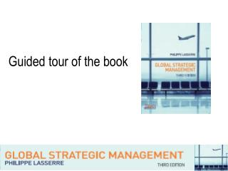 Guided tour of the book