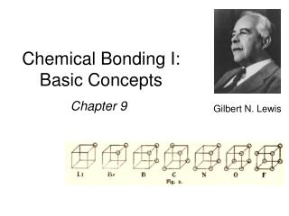Chemical Bonding I: Basic Concepts