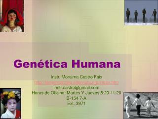 Gen�tica Humana