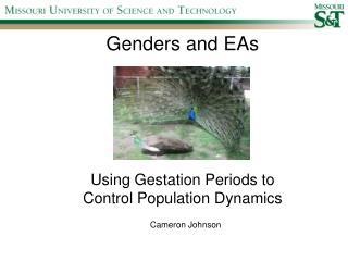 Genders and EAs
