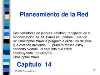 Planeamiento de la Red