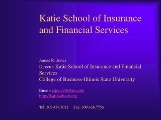 Katie Insurance School
