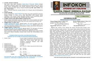 Edisi :  L / 24  Maret  2013
