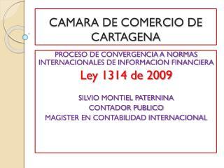 CAMARA DE COMERCIO DE CARTAGENA