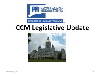 CCM Legislative Update