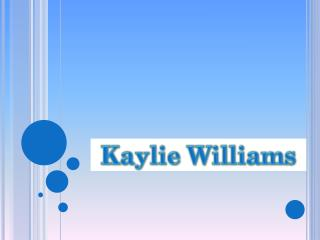 Kaylie Williams