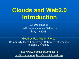 Web 2.0: What Every CIO Should Know
