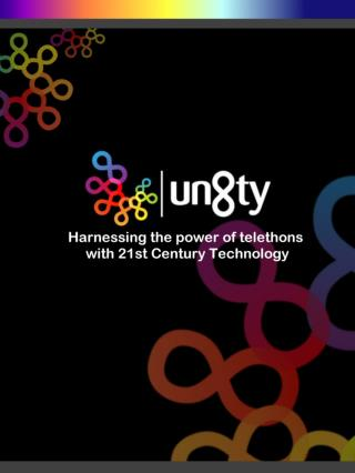 Innovation . . . The un8ty Platform
