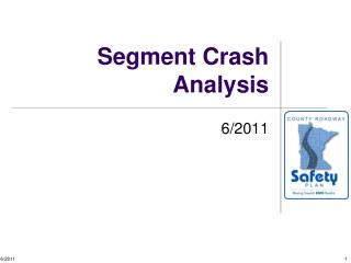 Segment Crash Analysis