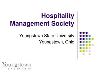 Hospitality Management Society