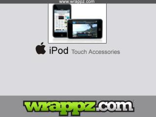 Wrappz: Create Custom Accessories for your Ipod Touch
