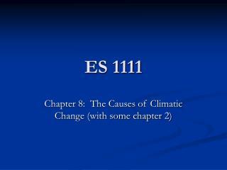 ES 1111