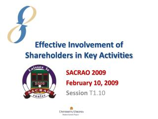 Effective Involvement of Shareholders in Key Activities