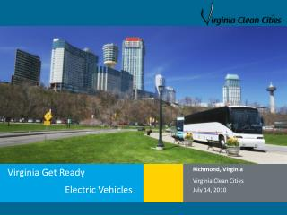 Virginia Get Ready  				Electric Vehicles