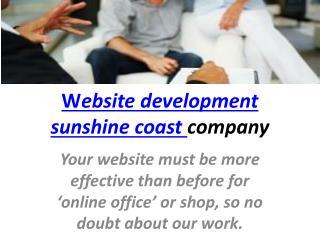 sunshine coast seo company
