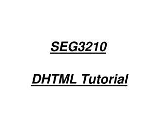 SEG3210