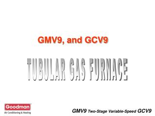 TUBULAR GAS FURNACE