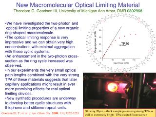 We have investigated the two-photon and