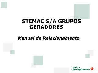STEMAC S/A GRUPOS GERADORES