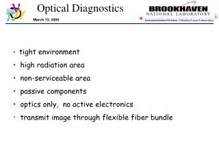 Optical Diagnostics