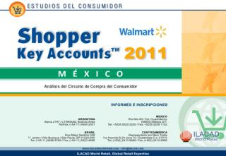 Key Account Wal mart