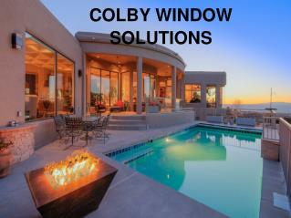 Colby Window Solutions