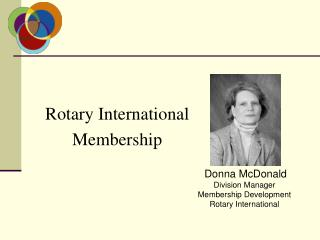 Rotary International  Membership