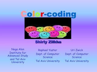 C o l o r -coding