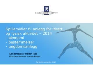 Førde, 23. september 2014