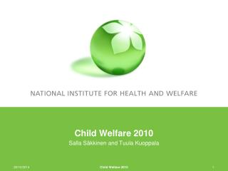 Child Welfare 2010