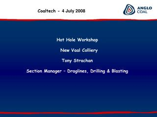Coaltech -  4 July 2008