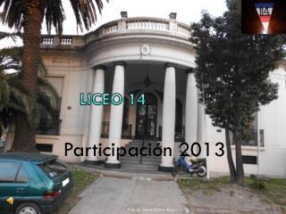 Liceo 14