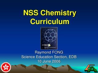 NSS Chemistry Curriculum