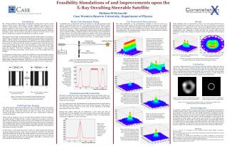 Feasibility Simulations of and Improvements upon the  X-Ray Occulting Steerable Satellite