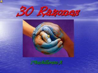 30 Razones