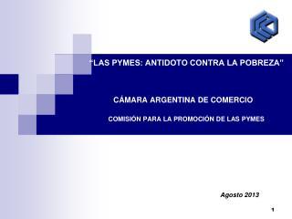 LA IMPORTANCIA DE LAS PYMES EN ARGENTINA
