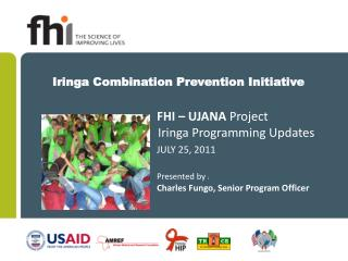 Iringa Combination Prevention Initiative