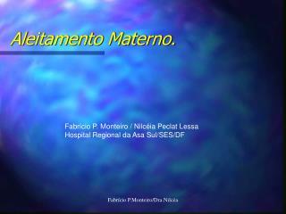 Fabr cio P.Monteiro