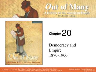 Democracy and Empire  1870-1900