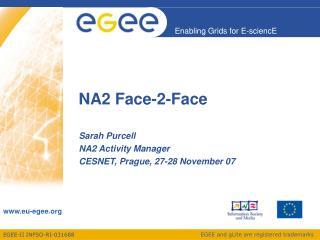 NA2 Face-2-Face