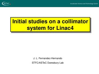 Initial studies on a collimator system for Linac4
