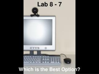Lab 8 - 7