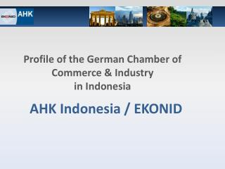 AHK Indonesia / EKONID