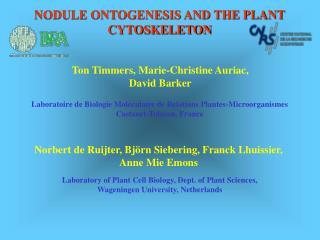 Laboratoire de Biologie Moléculaire de Relations Plantes-Microorganismes Castanet-Tolosan, France