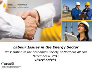 Labour Issues in the Energy Sector